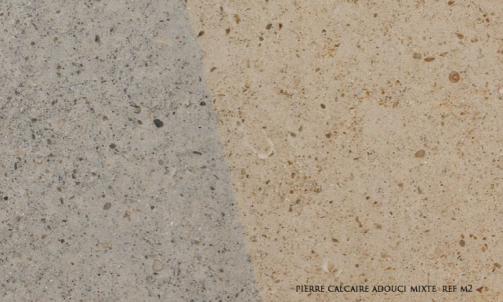 Vendeur de pierre naturelle, calcaire mixte adouci , Trans- en -Provence, Eden pierres