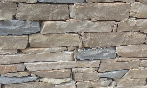 Vendeur de pierre naturelle, parement calcaire créme gris à coller, à Trans en Provence , Eden pierres