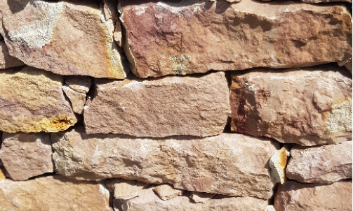 Vendeur de pierres naturelles, parement  calcaire rose à coller, le Cannet des maures, Eden pierres