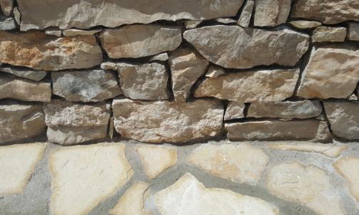 Vendeur de pierre naturelle, parement calcaire à colle, à Lorgues , Eden pierres