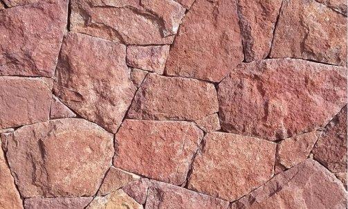 Fournisseur  de pierres naturelles, opus rouge, Théoule