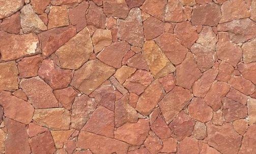 Vendeur de pierre naturelle rouge esterel , galet et mobilier esterel